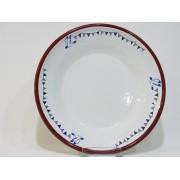 Emaye Pasta Tabağı, 21 cm