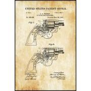 Frank Ray Vintage Patent